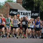 Newark Half Marathon, 2011